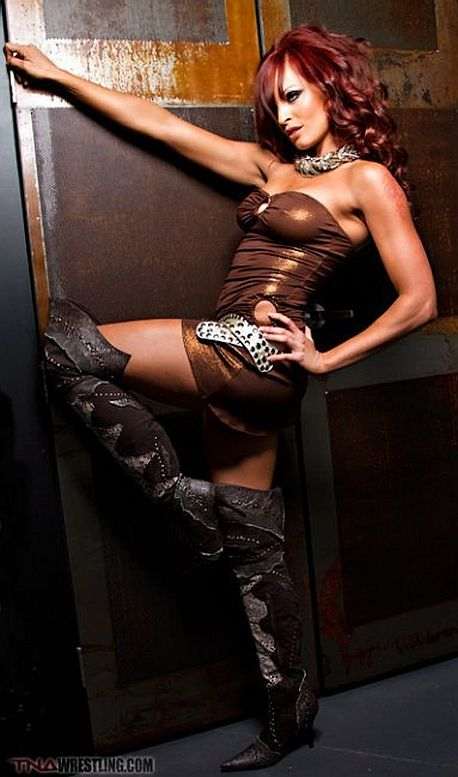 WWE Divas & TNA Knockouts: septiembre 2012