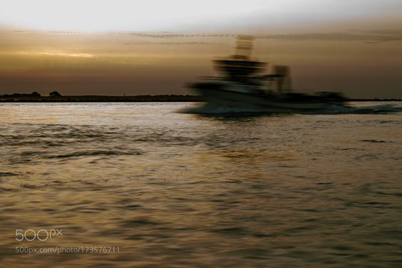 Popular on 500px : Back To Port by rollingpin