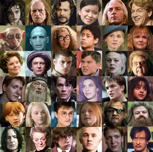 There Are 36 Harry Potter Characters In This Quiz I D Be Surprised If You Can Name 15 Harry Potter Characters Harry Potter Harry