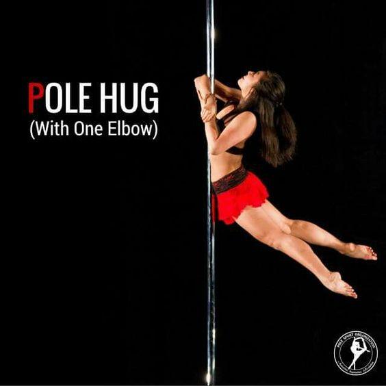 PDY - PoleMove - one armed embrace