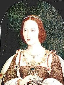 Princess Mary Tudor: Sister to Henry VIII, eventual Queen of France, then eventual Mrs. Charles Brandon