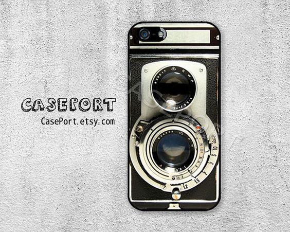 Vintage Camera iPhone 4 Case, iPhone 4s Case, iPhone 4 Cover, iPhone 4s Cover, iPhone Hard Case