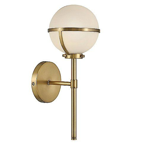 Hollis Wall Sconce In 2020 Sconces Wall Sconces Bathroom Wall Sconces