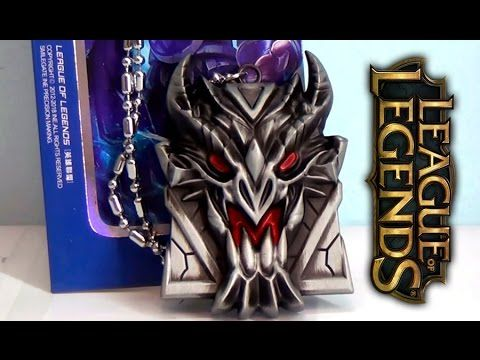 League of Legends Necklace: http://youtu.be/7T2DTJOsFhw