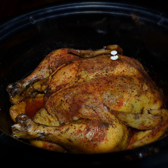 I use rotisserie chicken for various recipes, so making it in my crockpot was a boon to me. And you can freeze leftovers for future use. I used the crockpot liner instead of 4/5().
