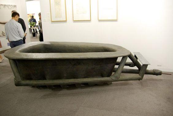 Joseph Beuys. Bath Tub