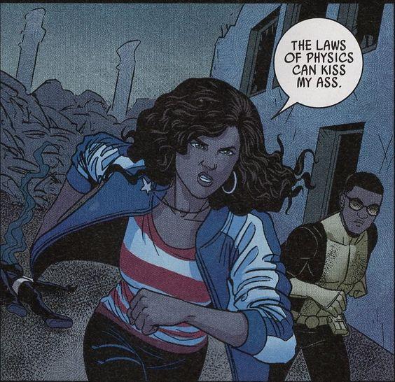 America Chavez!: