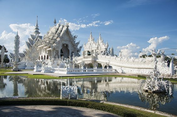Photo White Temple by Flona Hakim on 500px