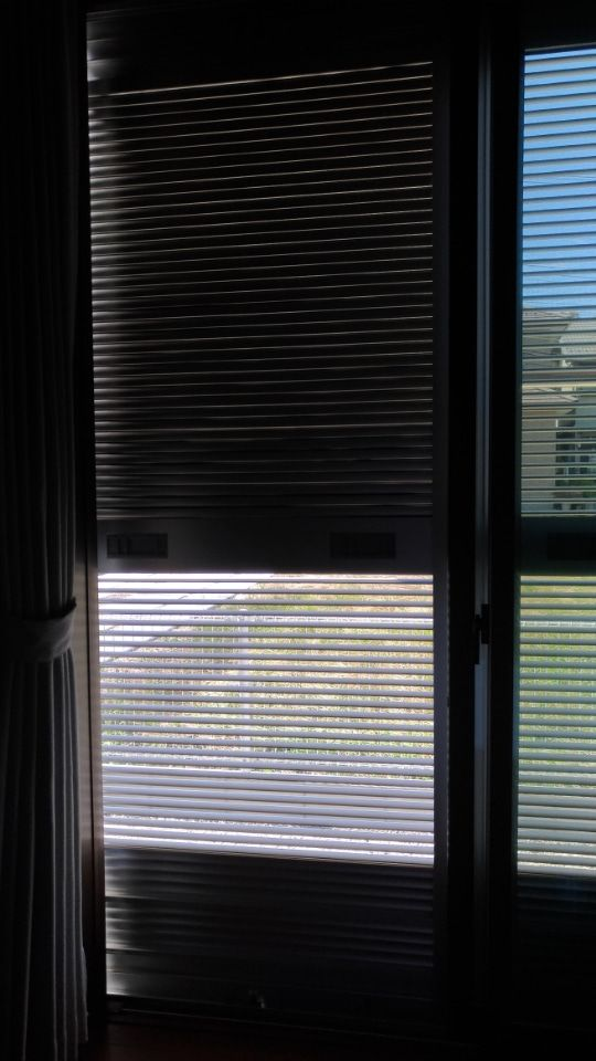 新居に採用して良かった 通風雨戸 雨戸 リビング 整理 2階リビング