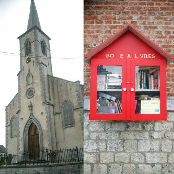 Boite à livres Clermont