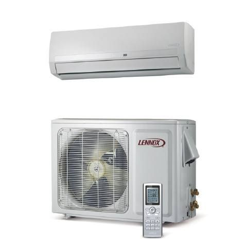 Mini split air conditioners are small and easy to install for Lennox program