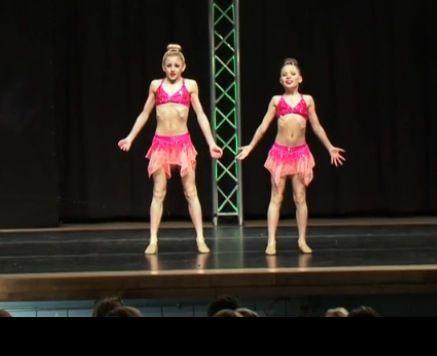Chloe Lukasiak, Maddie Ziegler - We're Alright | Dance ...