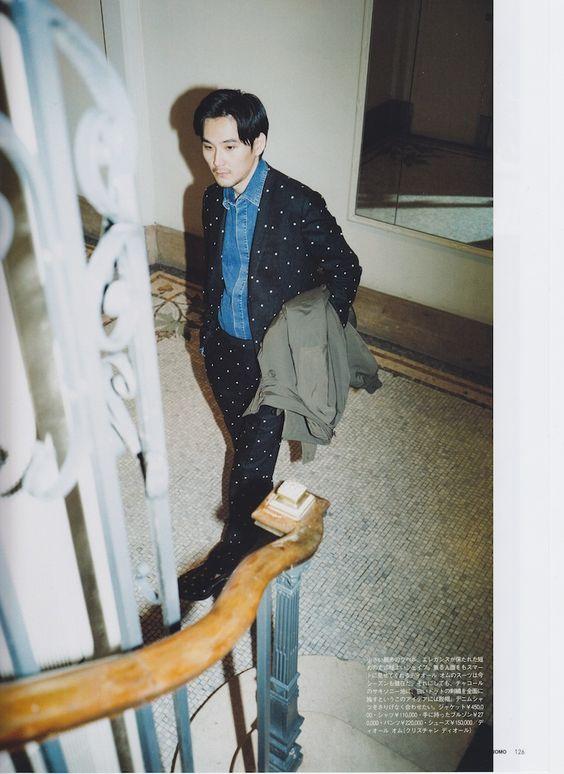 松田龍平のジャケット