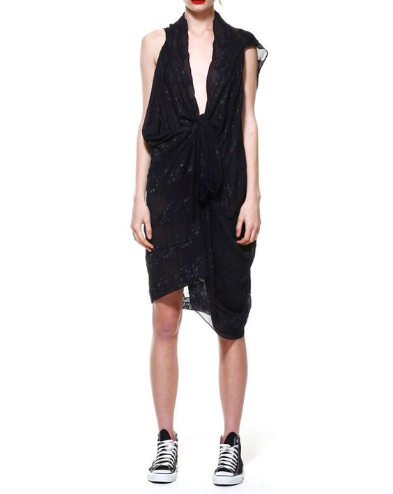 Zambesi  Bowie Dress in Midnight Lace