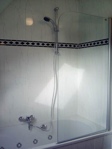 Bubbelbad en 2e douche