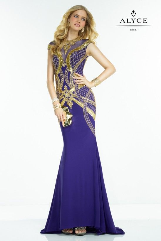 Claudine | Dress Style #2538 front of dress view