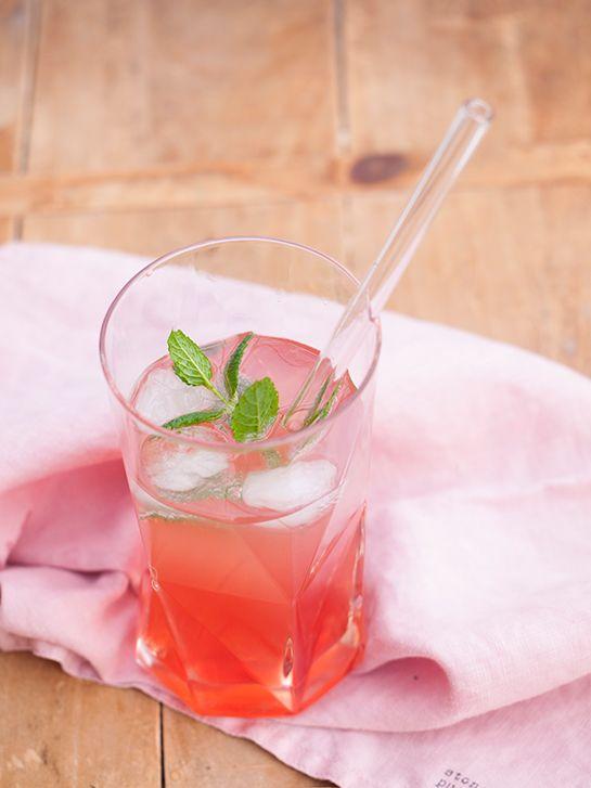 Red Velvet Cocktail Roter Samt Leckere Cocktails Und Lecker