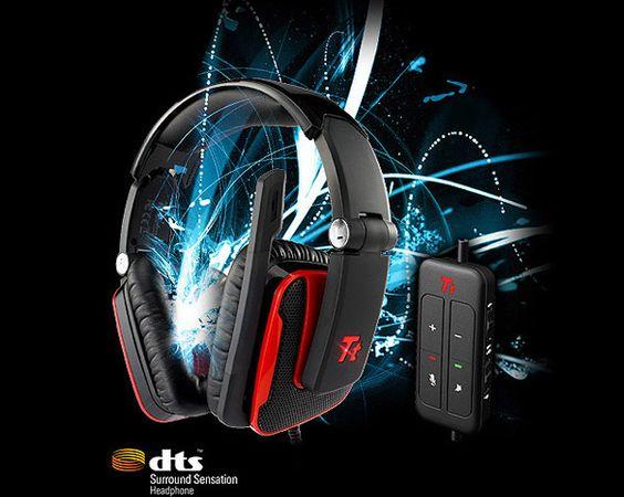 Thermaltake eSPORTS Headset Shock One DTS