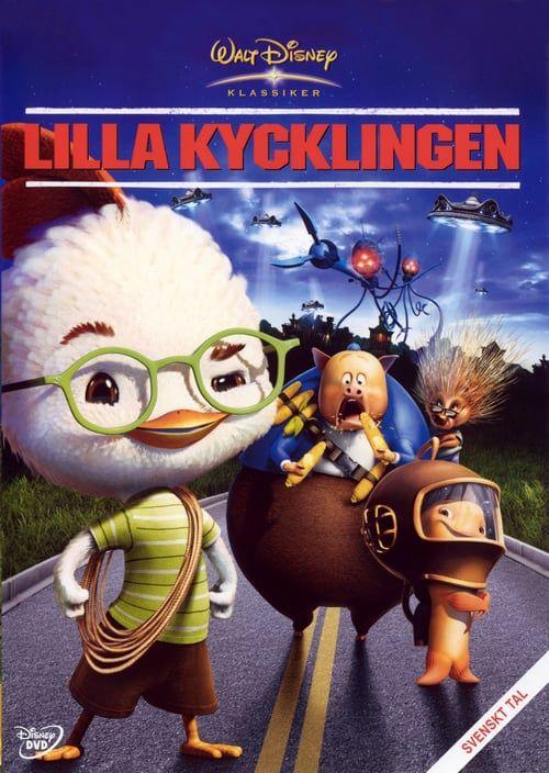 Chicken Little 2005 Full Movie Hd Free Download Dvdrip Disney Movie Posters Full Movies Online Free Disney Movies