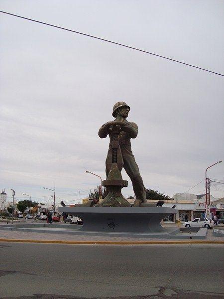 Calleta Olívia - Argentina.