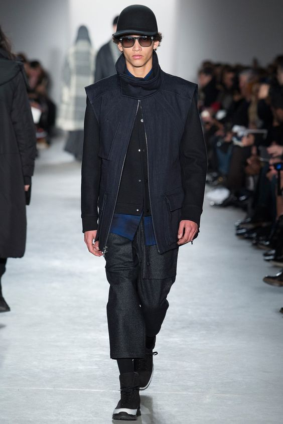 Public School Fall 2015 Menswear Fashion Show