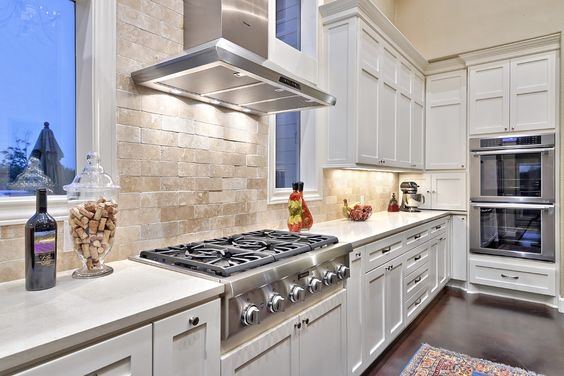unique-kitchen-backsplash-Kitchen-Transitional-with-36-Gas-Rangetop-and.jpg 990×660 pixels