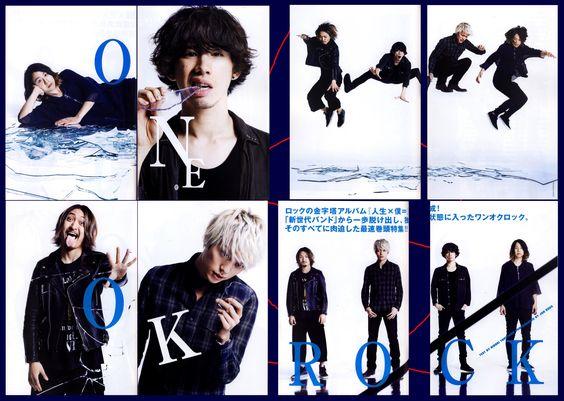 ONE OK ROCK <3 by Radionath