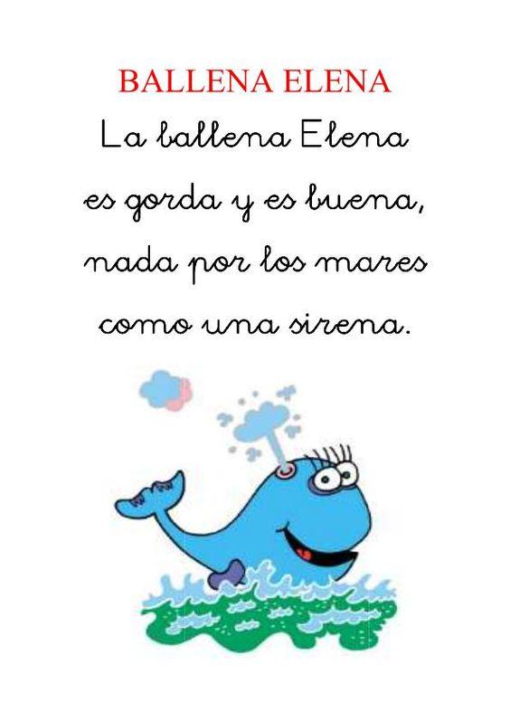 Video cuentos infantiles cortos para niños La Ballena Elena | Orientacion AndujarOrientacion Andujar