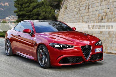 Future Cars Worth Waiting For 2021 2025 Alfa Romeo Quadrifoglio Alfa Romeo Cars Alfa Romeo Gtv
