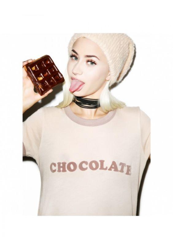 #DollsKill #Chocolate #Wildfox