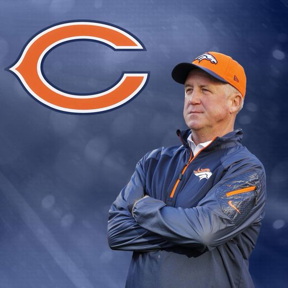 Has taken the Panthers and Broncos to the Super Bowl. Can he do it for the Bears ?