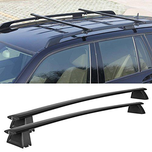 Jeep Grand Cherokee Roof Rack Crossbars For 2011 2017 Black Only Fit Limited And Overland Review Jeep Grand Cherokee Car Roof Racks 2017 Jeep Grand Cherokee