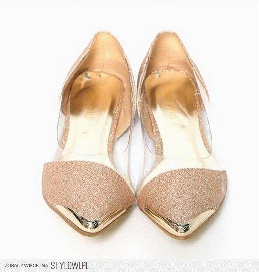 Http Allegro Pl Kalzadomoda 214bk Balerinki Szpic Zlo Na Stylowi Pl Pointed Ballet Flats Women Shoes Pointed Toe Flats