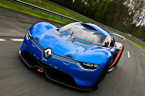 2016 Renault Alpine