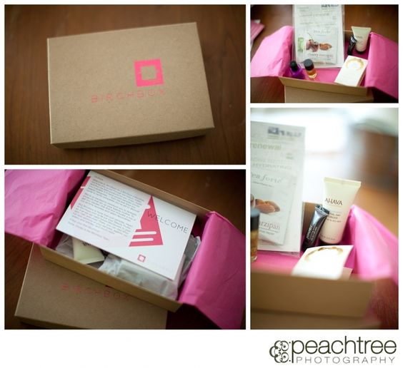 I just got my #BIRCHBOX check it out!