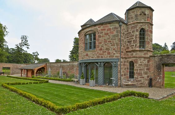 Luxury holiday cottages in Scotland | Fasque House Holiday Cottages