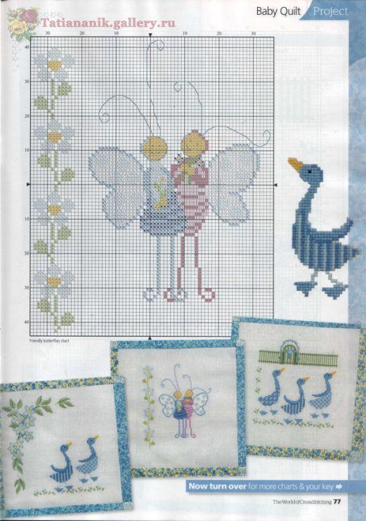 Gallery.ru / Фото #67 - The world of cross stitching 187 2012 - Tatiananik