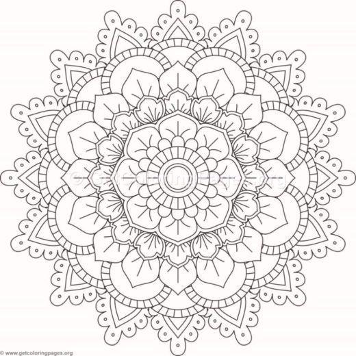 Blumen Mandala Seite 7 Getcoloringpages Org Coloring Book Blumenmandala Book Coloring Getco Mandala Malvorlagen Mandala Ausmalen Wenn Du Mal Buch