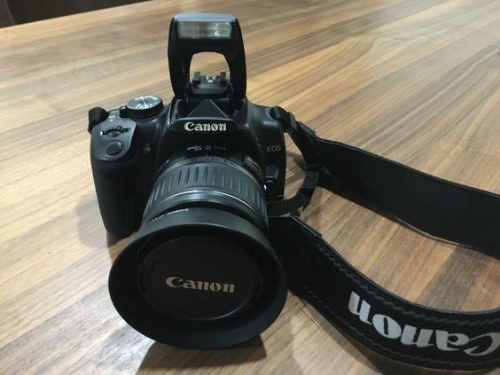 Canon EOS 400D 10.1 MP Digital SLR Camera - Black (w/ EF-S 18-55 & EF 50) - http://cameras.goshoppins.com/digital-cameras/canon-eos-400d-10-1-mp-digital-slr-camera-black-w-ef-s-18-55-ef-50/