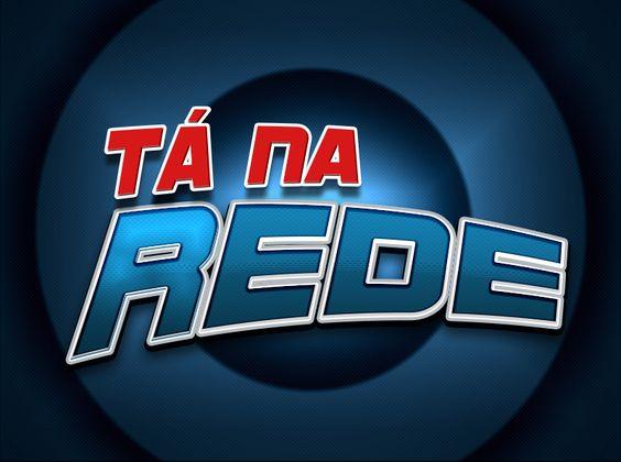 """Logo do programa """"Tá na Rede"""" - TV UNIRP - Novembro/2013"""
