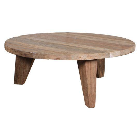 Stolik kawowy z drewna tekowego.   1200
