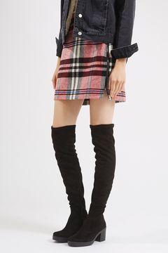 COCKTAIL High Leg Heeled Boots