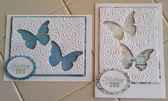 Thinking of You by idletiger - Cards and Paper Crafts at Splitcoaststampers
