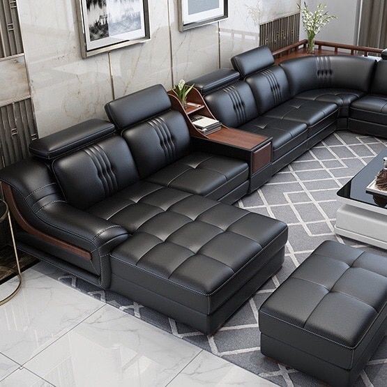 New Luxury Hot Factory Provided Fabric Sofa Bed Royal Sofa Set 7 Seater Modern Living Room Furniture Designs Furniture Living Room Sofas Aliexpress Modern Furniture Living Room Modern Furniture Design Living
