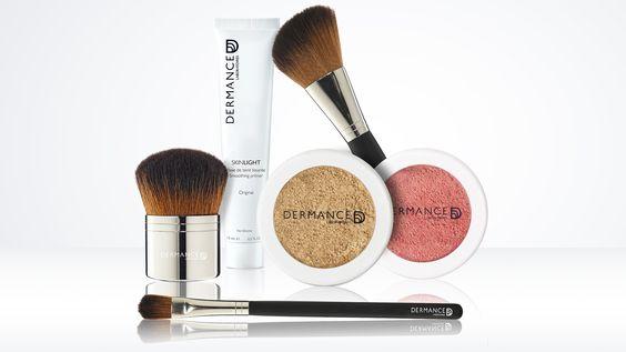 DERMANCE- La gamme complète SKINLIGHT- http://www.dermance.com/soins-visage/448-kit-de-teint-skinlight.html