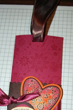 Splitcoaststampers - Pull Treats Project Tutorial by Beate Johns