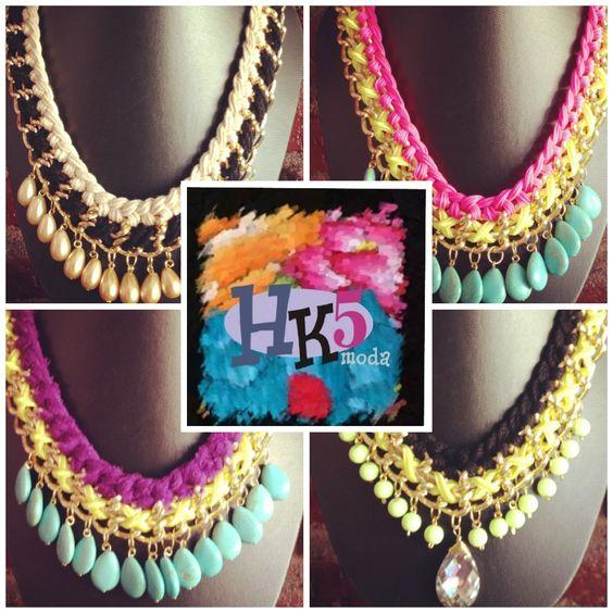 Accesorios hk5 #necklaces #accesorios #collares