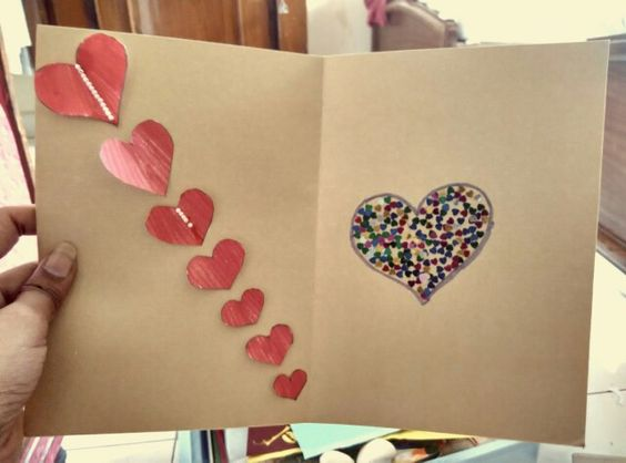 DIY Love card