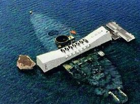 Pearl Harbor, Hawaii. Another incredibly moving place.