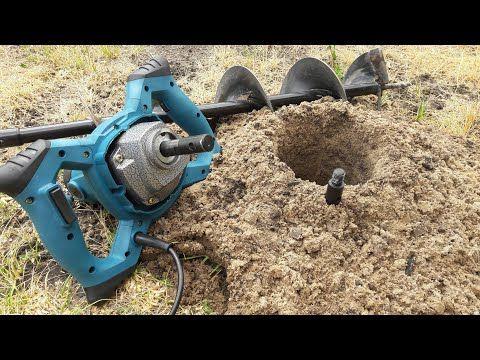 Wiertnica Elektryczna Z Mieszadla Do Zaprawy Adapter M14 Youtube Adapter Things To Buy Drilling Rig